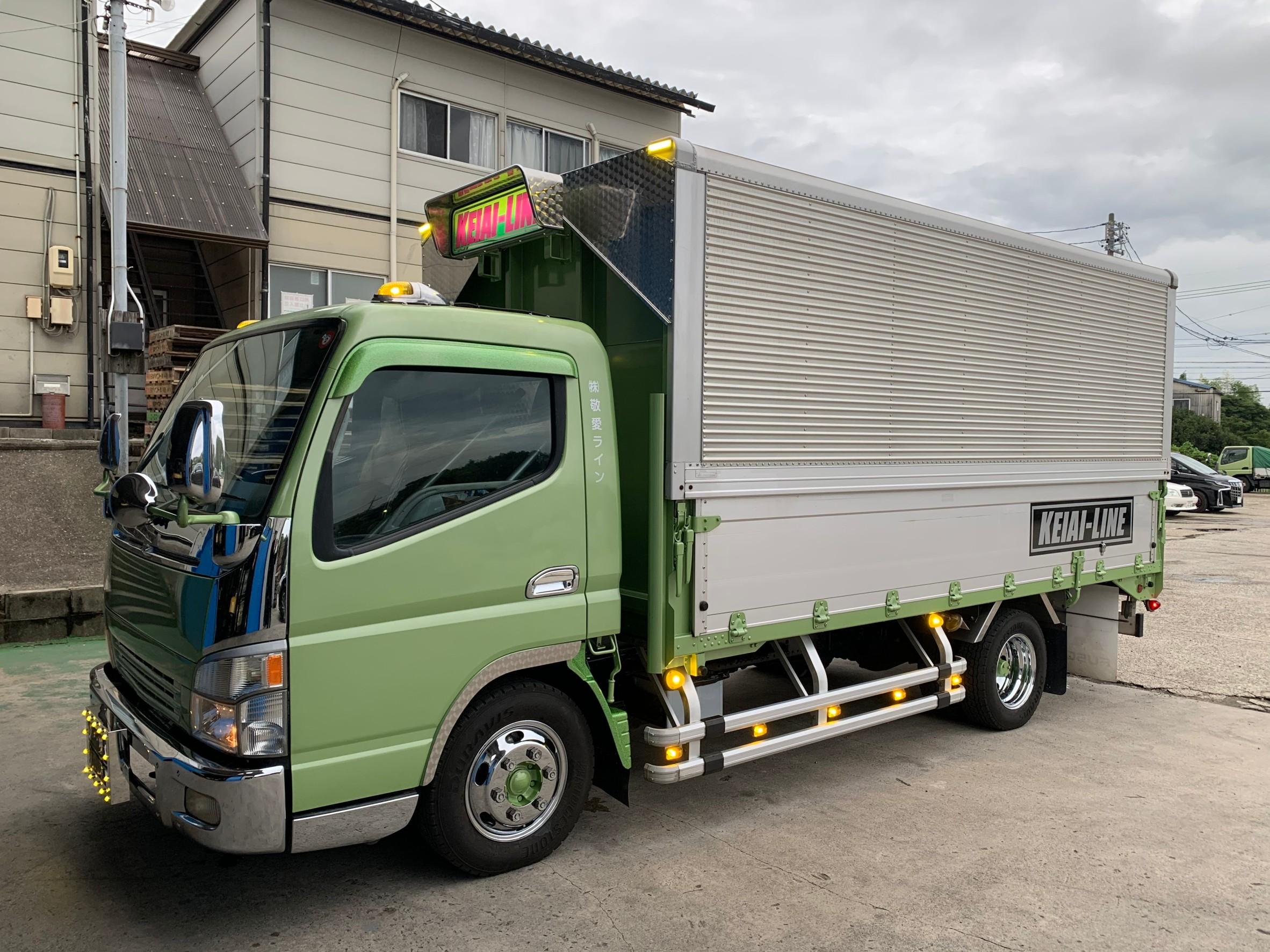 4トントラック・大型トラックのドライバー募集!