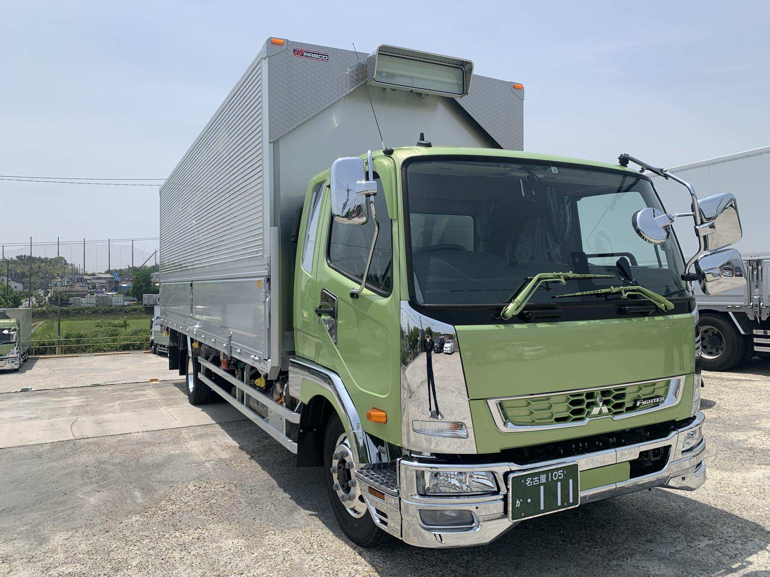 8トン車納車