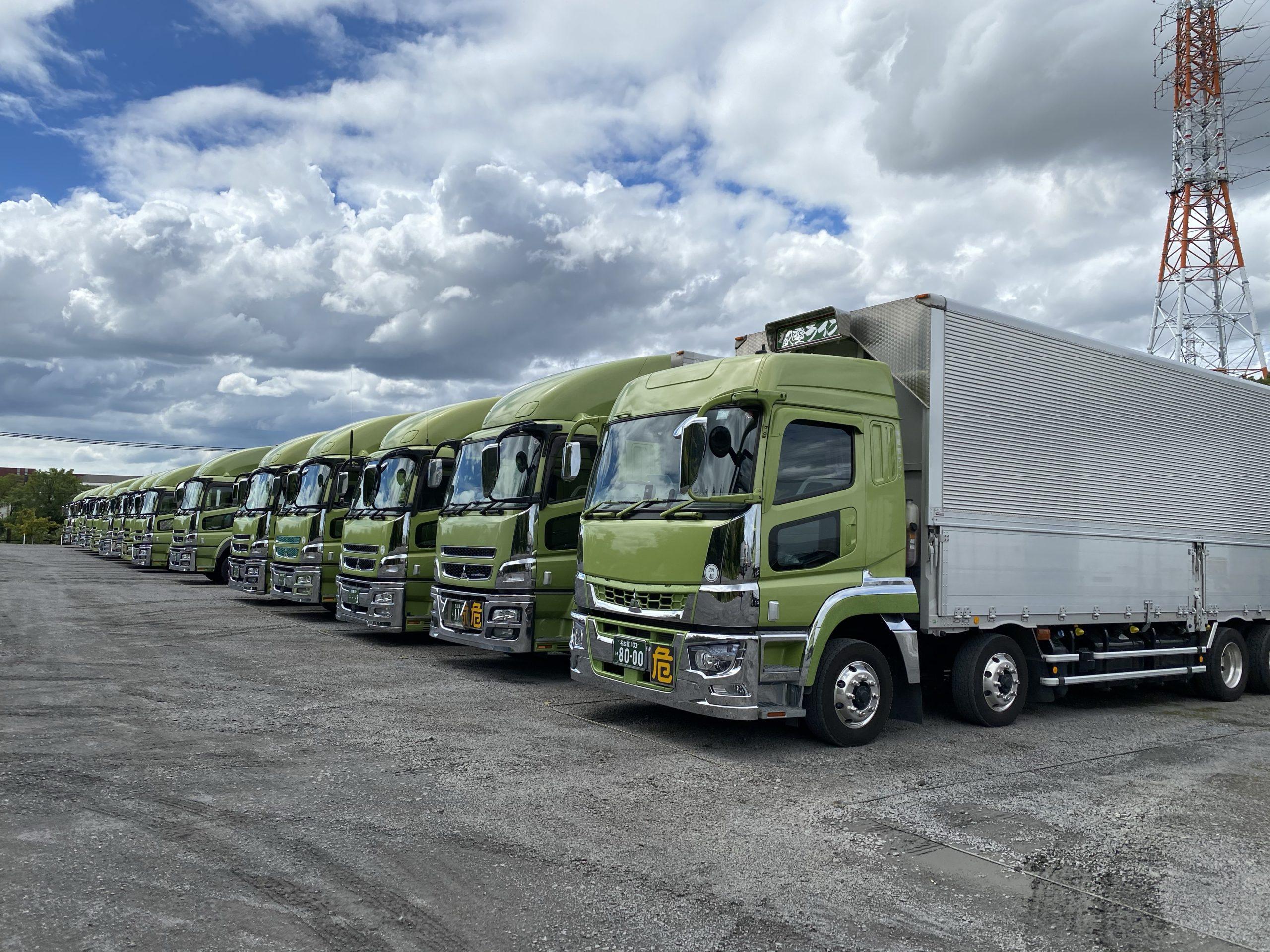 トラックドライバーの求人応募前の不安解消!